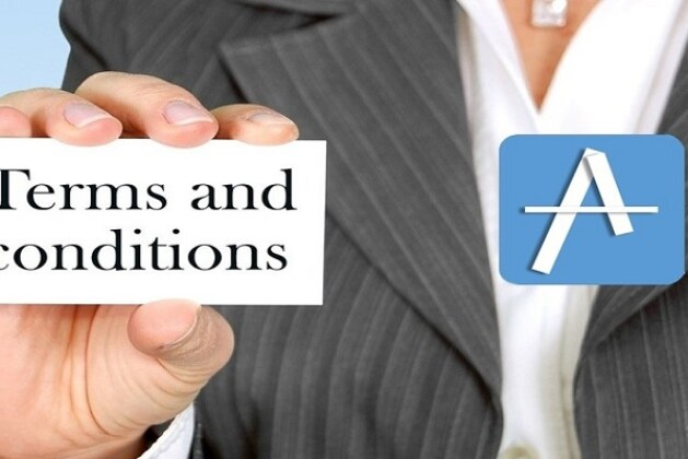 Terms and Conditions for Alaiser