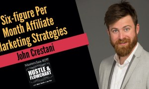 THE JOHN CRESTENI MONTHLY 6 FIGURES STRATEGY