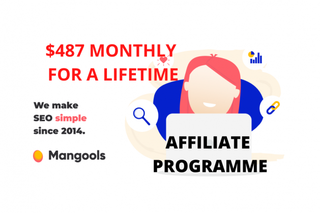 Earn x3 of your website and YouTube channel monthly total revenue with MANGOOLS